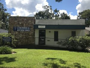 Best Acupuncture Orlando Clinic Outside