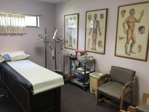 Best Acupuncture Orlando Clinic Cupping Therapy Room