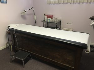 Best Acupuncture Orlando Clinic Treatment Room